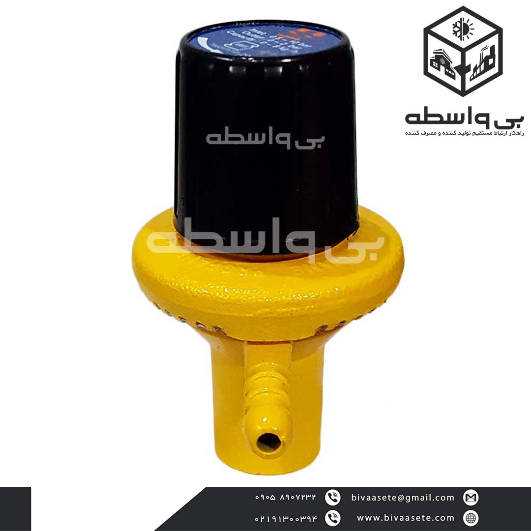 رگلاتور ایران گاز فشار قوی گاز کنترل پارس