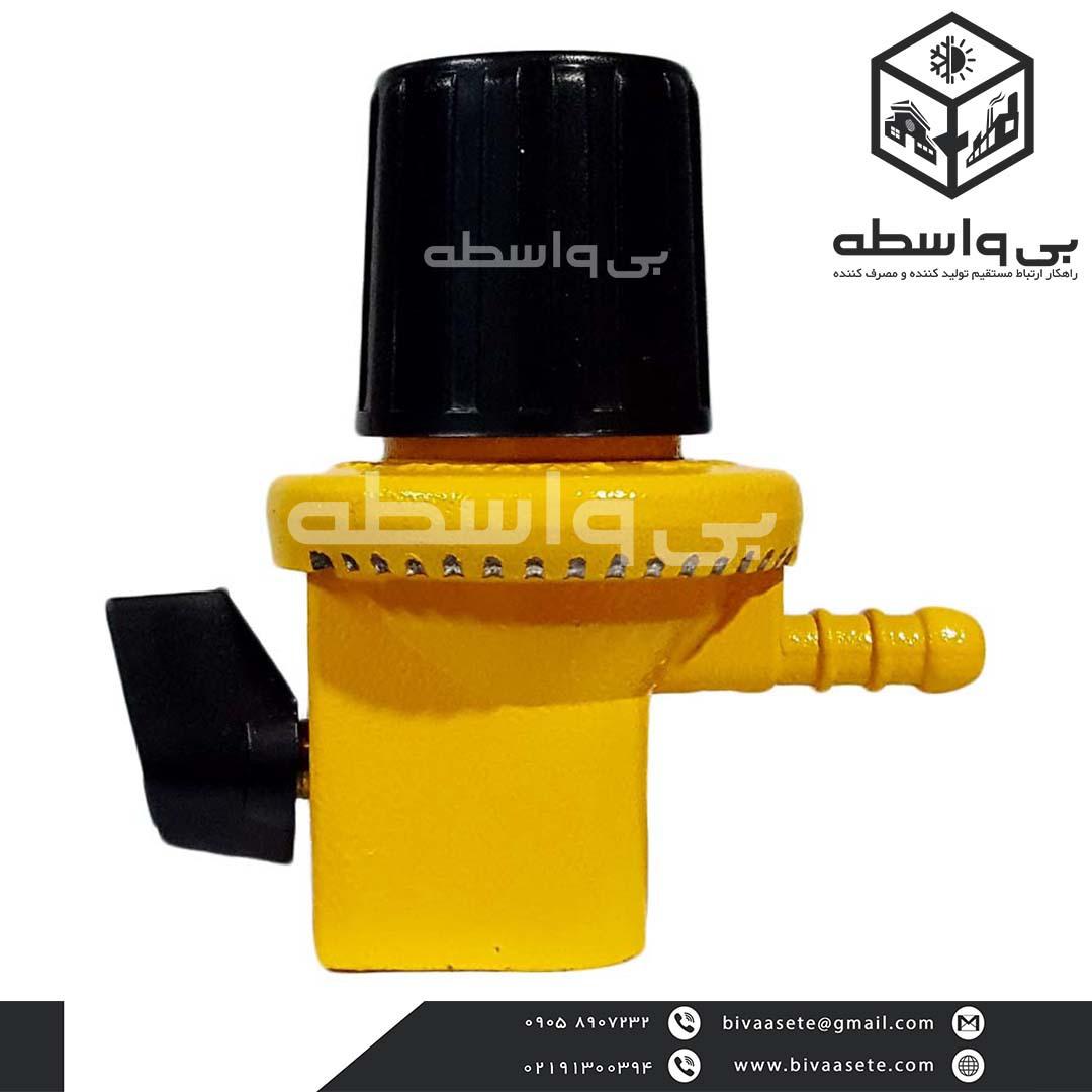 رگلاتور کپسول سوزنی فشار قوی گاز کنترل پارس