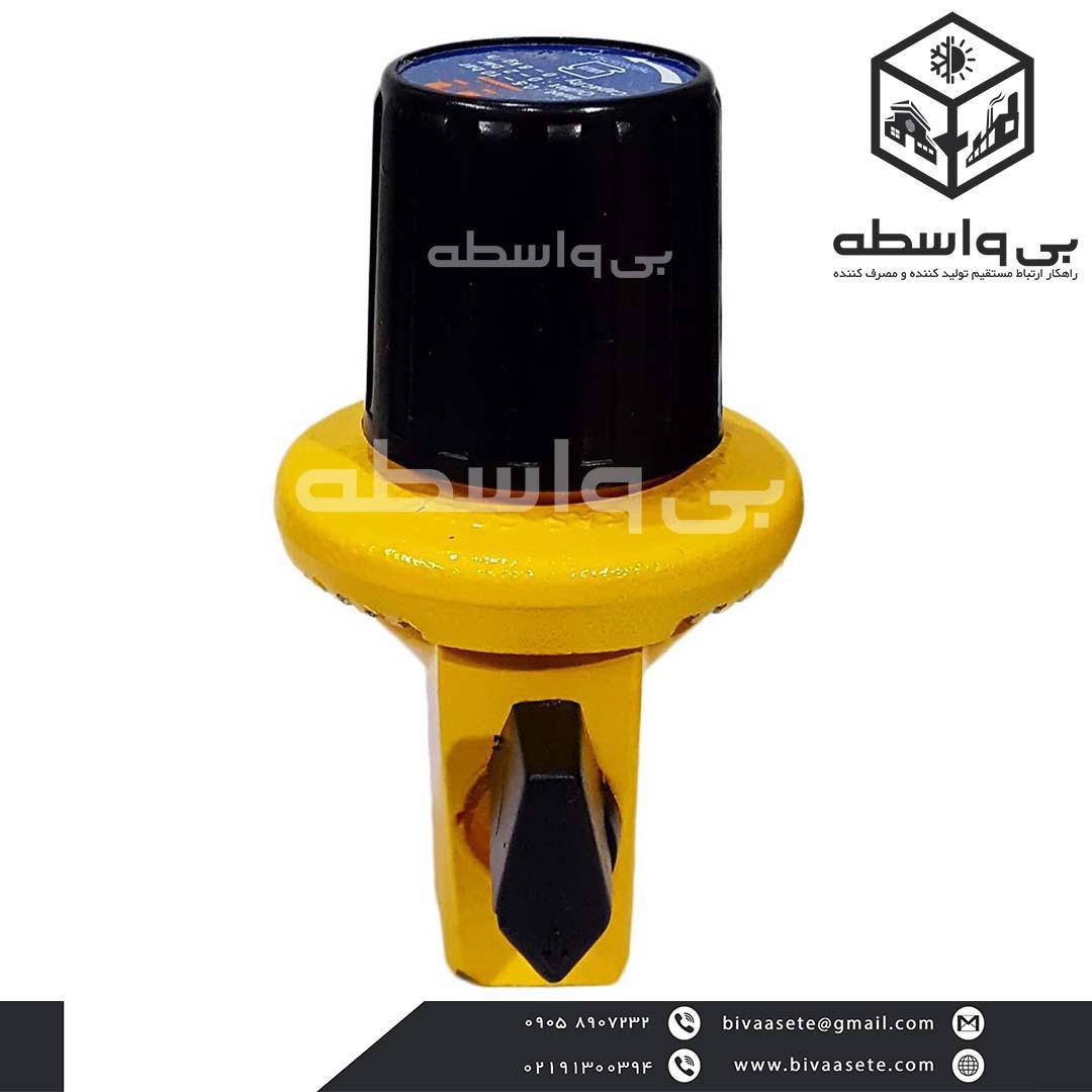 رگلاتور کپسول گاز ایران گاز فشار قوی گاز کنترل پارس